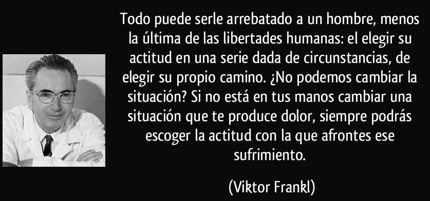 El mándala de la resiliencia y Viktor Frankl