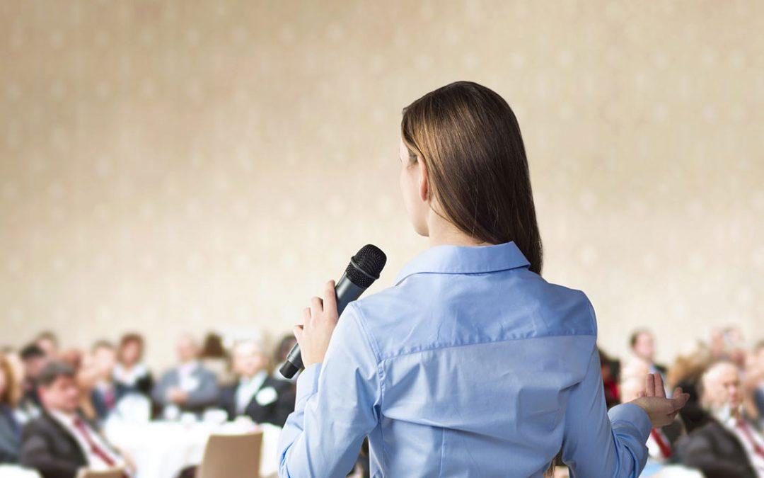 Cinco claves para gestionar el miedo a hablar en público