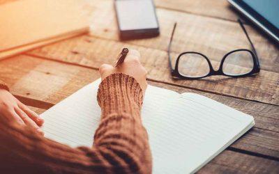 Escritura Terapéutica ¿qué es?