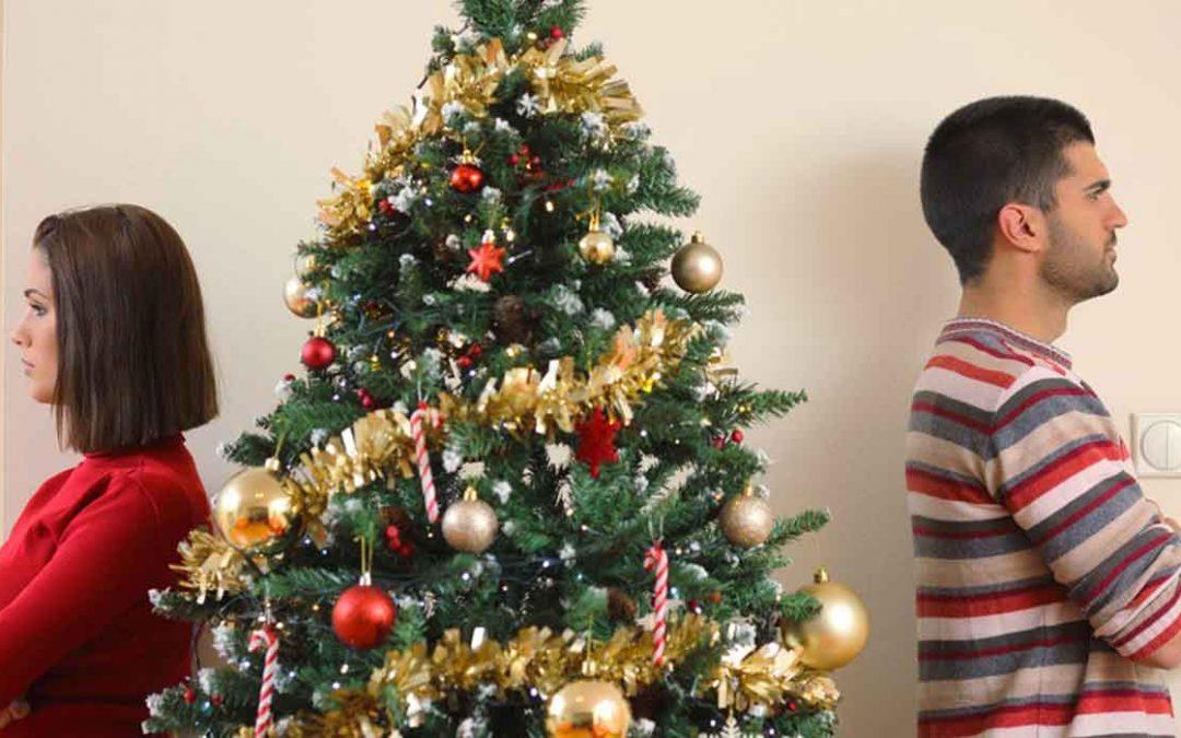 ¿Cómo Sobrevivir a la Familia en Navidad?